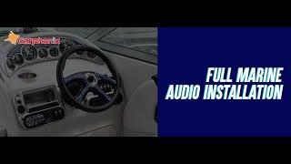 Full Marine Audio System!