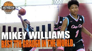 Mikey Williams  IS THE BEST 14 Yr Old In The World