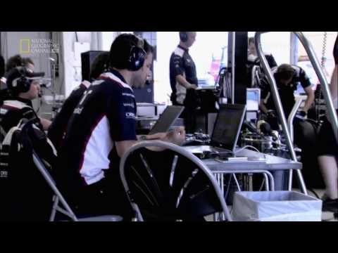 Мегазаводы: Формула 1. Williams F1 (HD качество)