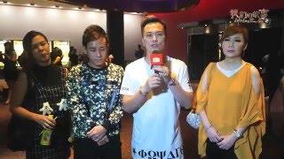 long long time ago 2 gala getai artistes interviews