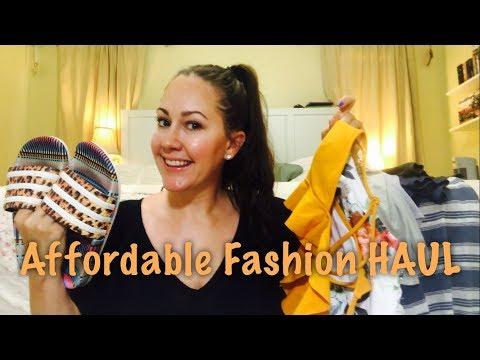 *Fashion & Accessories HAUL* Summer 2018