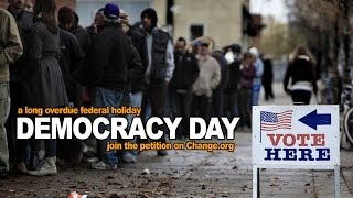 Democracy Day  #k4c