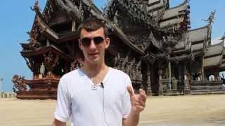 Храм истины в Паттайе -The Sanctuary of Truth in Pattaya(Храм Истины находится в Паттайе на берегу моря и мы заехали туда на один день, дабы своими глазами увидеть..., 2014-09-15T13:11:14.000Z)