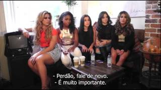 Fifth Harmony talk 'Worth It', 'Reflection' and girl power (legendado PT-BR)