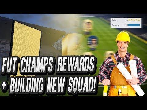 FIFA 18 Ultimate Team Indonesia #22 - FUT Champions Rewards + Building New Squad!