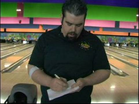 Bowling Basics : How to Calculate a Bowling Handicap