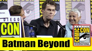 BATMAN BEYOND 20th ANNIVERSARY | Comic Con 2019 Full Panel  (Kevin Conroy, Will Friedle)