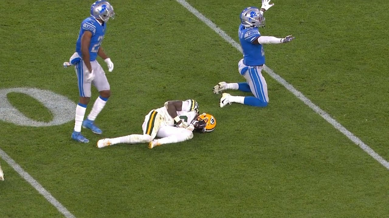 Four-play sequence vs. Lions results in four injuries for Cowboys ...