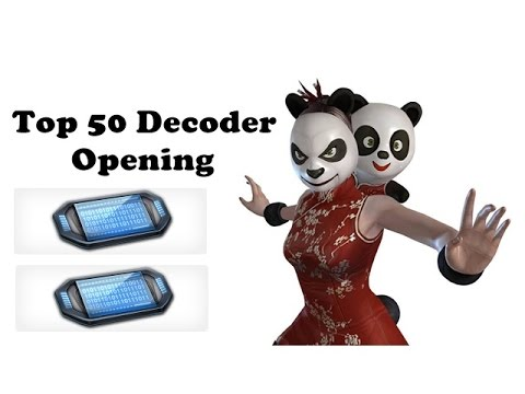 [ CSOnline China ] Top 50 Decoder Free ( Luck is real )