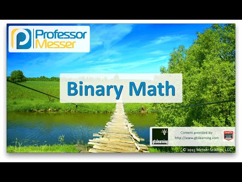 Descargar Video Binary Math - CompTIA Network+ N10-006 - 1.8