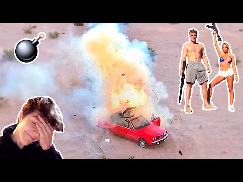 Thumbnail: I BLEW UP MY FRIENDS CAR (PRANK WARS)