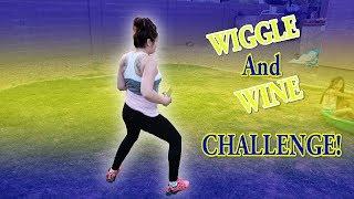 WIGGLE and WINE Challenge! Donchez GOLDEN BUZZER BGT