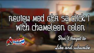 Review mod GTA SA Honda click 110
