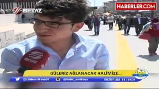 Vatandaşlar Türk Bayrağını Karıştırdı