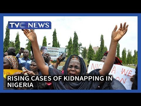 Rising cases of Kidnapping in Nigeria