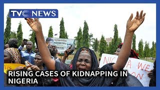 Gambar cover Rising cases of Kidnapping in Nigeria