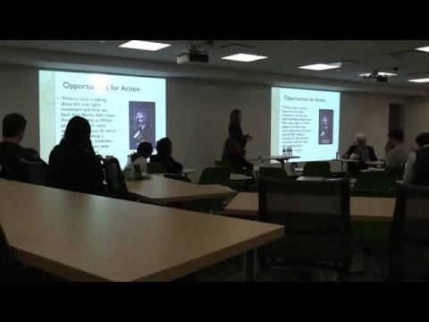 Dr. Scott Seider - Civic and Moral Education Initiative Lecture Nov 23 2015