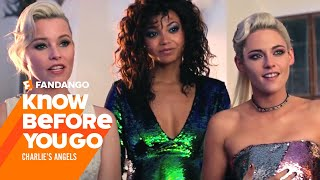 Know Before You Go: Charlie's Angels | Movieclips Trailers
