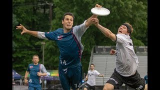 Game Highlights: New York Empire at DC Breeze — Week 9