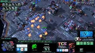 TCS #178 [TvT]: SuperNova VS ForGG StarCraft 2 ITA