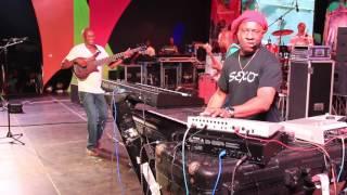 The Original Burning Flames @ Antigua's Carnival 2017 Launch