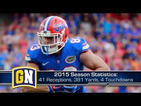 2016 NFL Draft: Florida TE Jake McGee