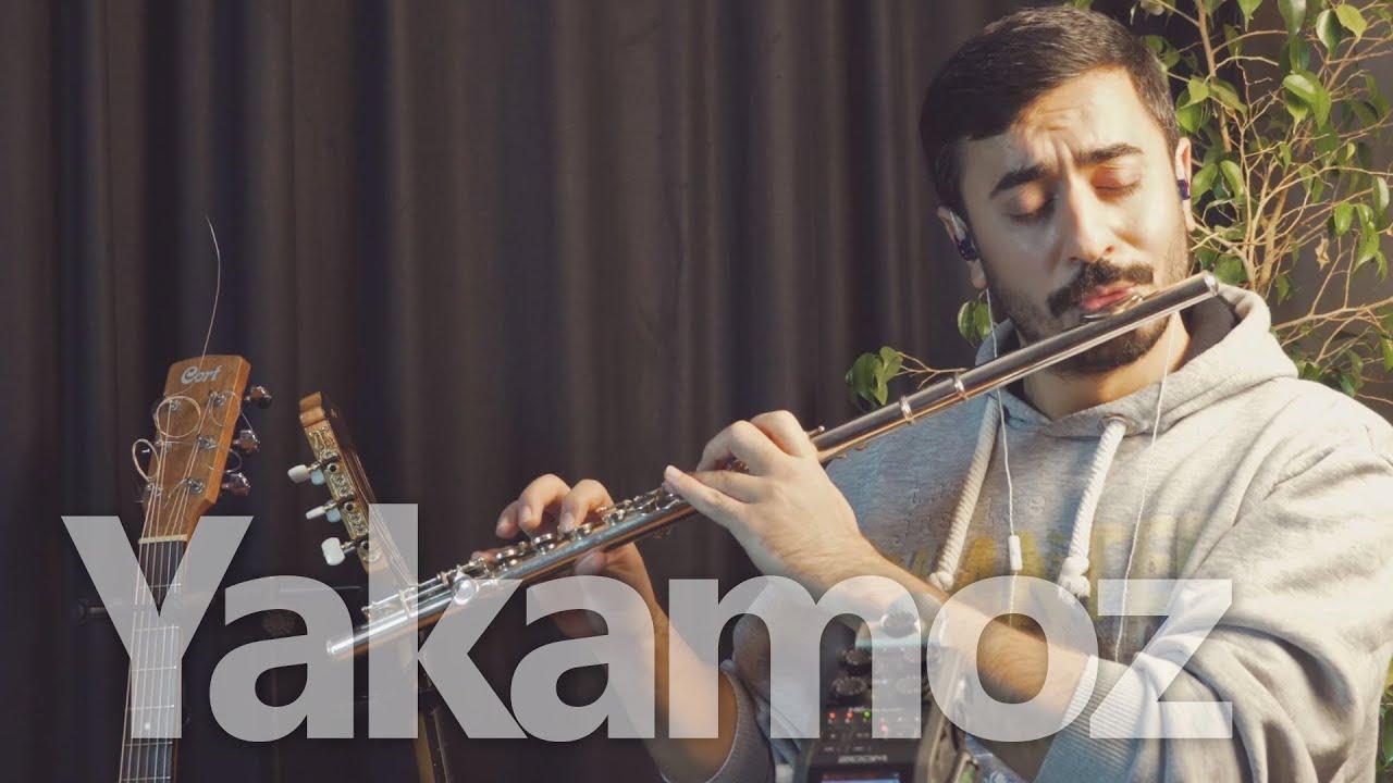 Yakamoz -  Ahmet Kaya | Flüt Solo - MustafaTuna
