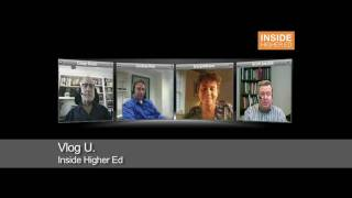 Vlog U.: Inside Higher Ed Educause Preview