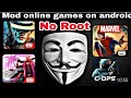 HACK any online games on Android without root and PC 2017