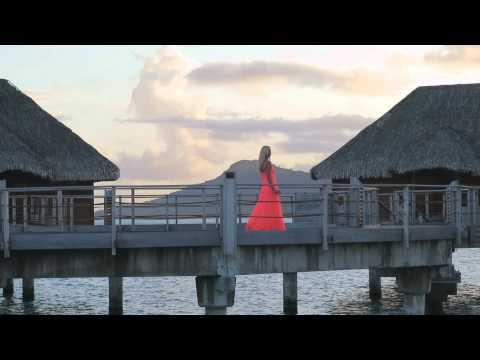 Max and Whitney's Honeymoon in Bora Bora, Moorea and Tahaa