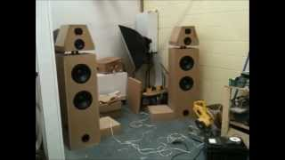 Kirkby Point One Hifi Speaker Test 2