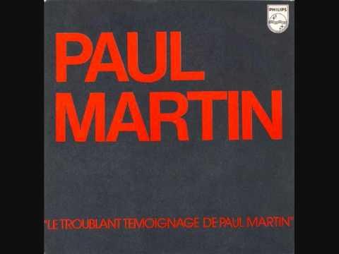 Paul Martin - Paul Martin a-t-il rêvé? - 1977