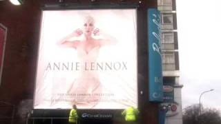 The Annie Lennox Collection In London