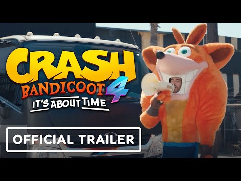 Crash Bandicoot 4: It's About Time - Official Trailer
