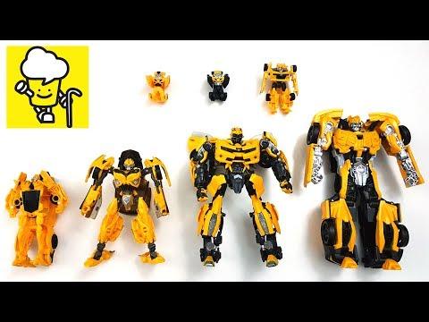 Transformer Bumblebee Movie 5 The Last Knight Toys toy ランスフォーマー 變形金剛
