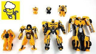 Transformer Bumblebee Movie 5 The Last Knight Toys toy ランスフォーマー 變形金剛
