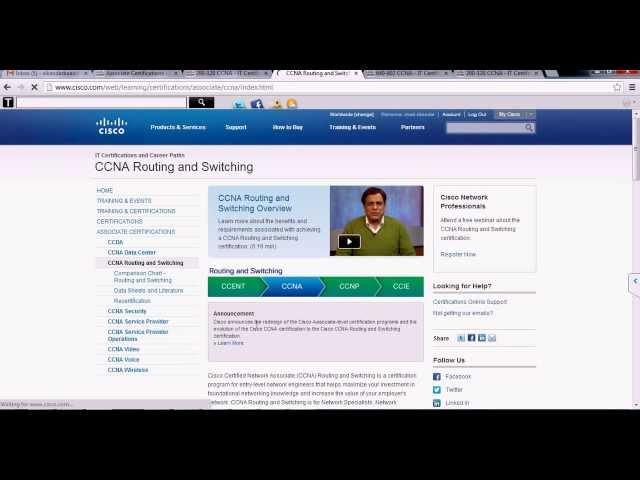 Complete CCNA Course 200-120