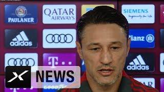 Bayern-Trainer Niko Kovac über Titelträume, Sebastian Rudy und Thomas Müller | FC Bayern | SPOX