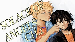 """The Solace of Angels – Chapter 2 "" – Percy Jackson Fan fiction reading"