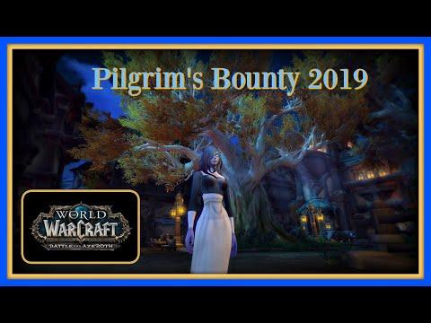 Pilgrim's Bounty 2019