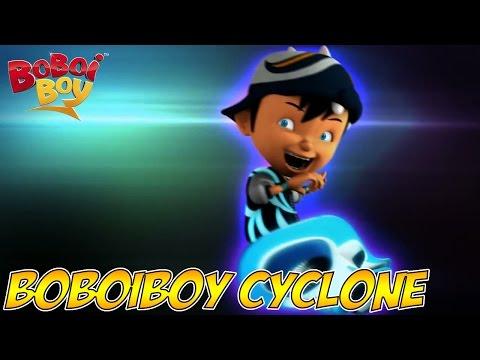 BoBoiBoy (English) S1E12 | BoBoiBoy Cyclone & Bago Go