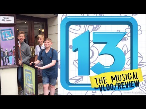 13 the musical  VlogReview!