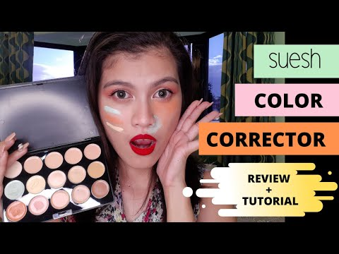Suesh Color Corrector Review + Tutorial