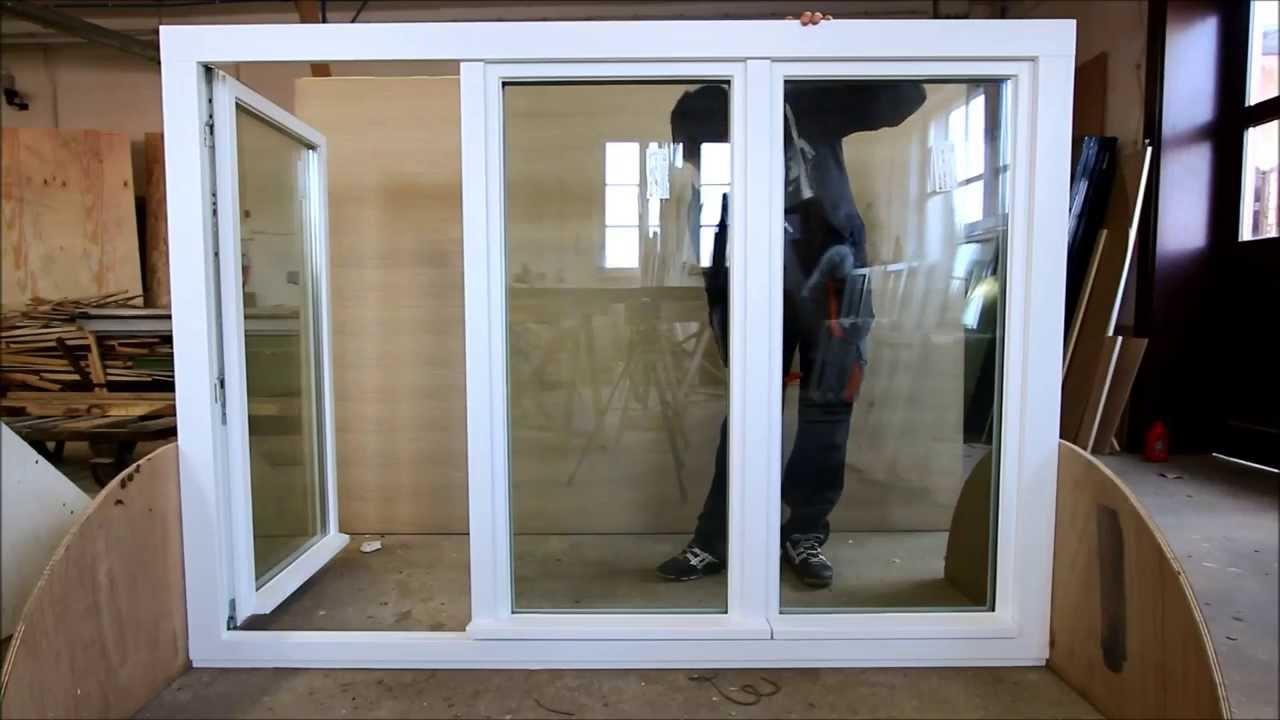Okna 3 szybowe veka