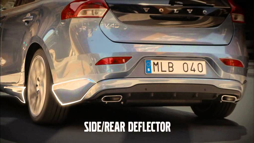 accessoires exterieur styling kit volvo v40 youtube