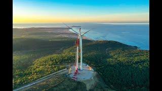 Sistem Crane - Wind turbine installation
