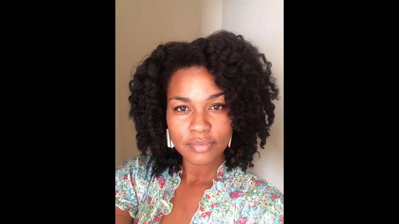 Natural Styles For Little Black Girls