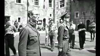 The Colditz Story - Drill Sequence