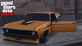 NIEUWE SNELSTE AUTO IN HEEL DE GAME! (GTA V Online Vamos)