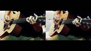 11 Minutes - YUNGBLUD, Halsey ft. Travis Barker - Acoustic Guitar Beat / Instrumental Cover